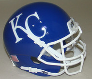 Kansas City Royals Schutt MLB Mini FOOTBALL Helmet