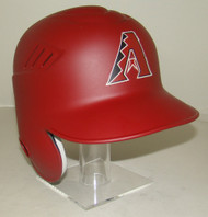 Arizona Diamondbacks Matte Red Brick Rawlings REC Coolflo Full Size Baseball Batting Helmet