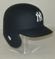 New York Yankees Matte Navy Rawlings REC Full Size Baseball Batting Helmet