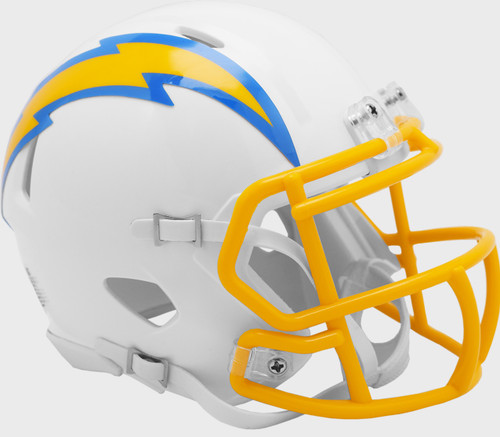 Los Angeles Chargers New 2020 Revolution SPEED Mini Football Helmet
