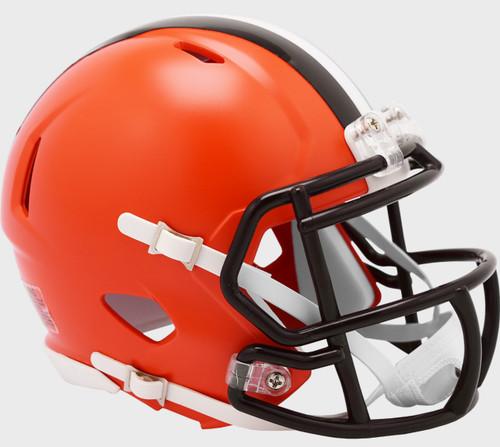 Cleveland Browns New 2020 Revolution SPEED Mini Football Helmet