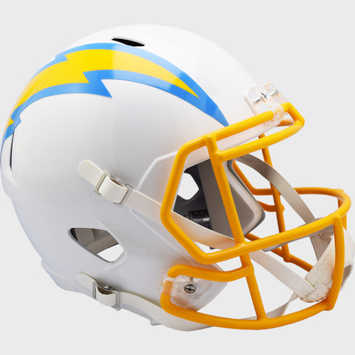 Los Angeles Chargers New 2020 SPEED Riddell Full Size Replica Football Helmet