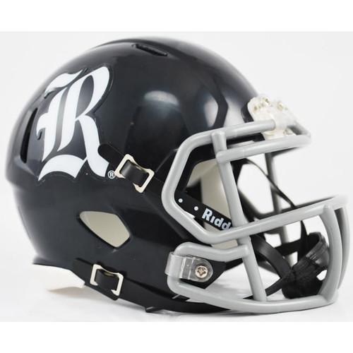 Rice Owls Revolution SPEED Mini Football Helmet