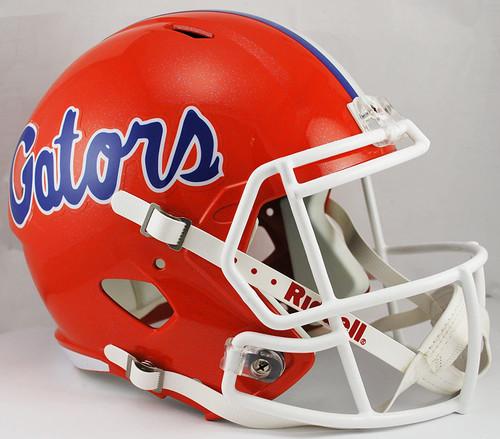 Florida Gators SPEED Riddell Full Size Replica Football Helmet