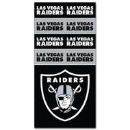 Las Vegas Raiders NFL Bandana Superdana Neck Gaiter Face Guard Mask