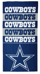 Dallas Cowboys NFL Bandana Superdana Neck Gaiter Face Guard Mask