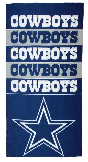 Dallas Cowboys NFL Bandana Superdana Neck Gaiter Face Guard Mask