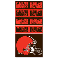 Cleveland Browns NFL Bandana Superdana Neck Gaiter Face Guard Mask