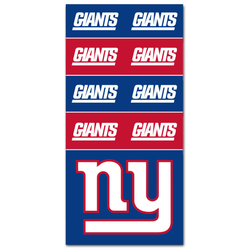 New York Giants NFL Bandana Superdana Neck Gaiter Face Guard Mask