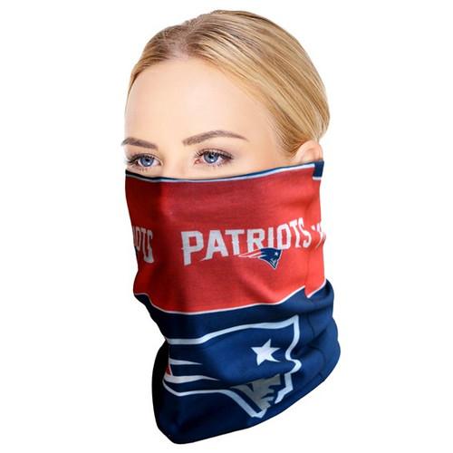 New England Patriots NFL Bandana Superdana Neck Gaiter Face Guard Mask