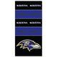 Baltimore Ravens NFL Bandana Superdana Neck Gaiter Face Guard Mask
