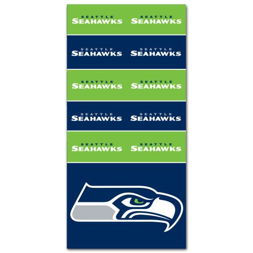 Seattle Seahawks NFL Bandana Superdana Neck Gaiter Face Guard Mask