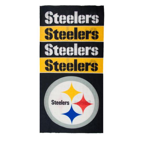 Pittsburgh Steelers NFL Bandana Superdana Neck Gaiter Face Guard Mask