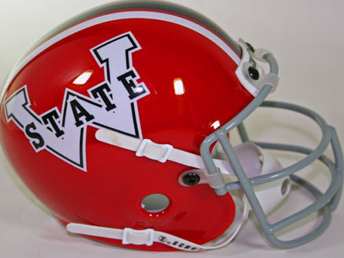 Washington State Cougars 1970-75 Schutt Throwback Mini Authentic Football Helmet