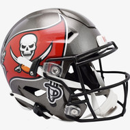 Tampa Bay Buccaneers NEW 2020 SpeedFlex Riddell Full Size Authentic Football Helmet - Speed Flex
