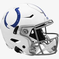 Indianapolis Colts NEW 2020 SpeedFlex Riddell Full Size Authentic Football Helmet - Speed Flex