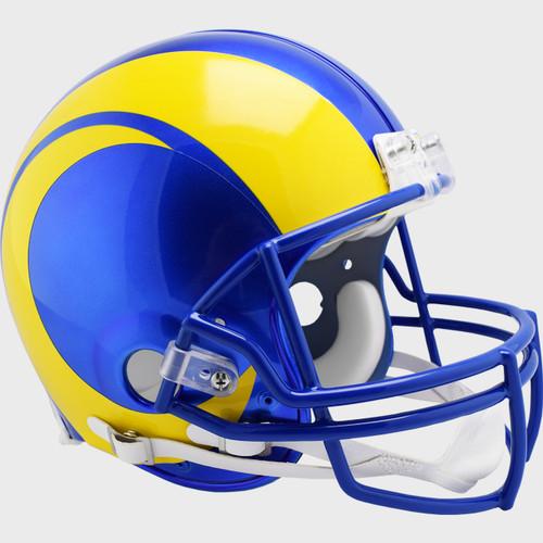 Los Angeles Rams New 2020 Riddell Full Size Authentic Proline Football Helmet