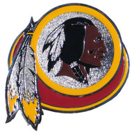 Washington Redskins Hitch Cover Class III Wire Plugs