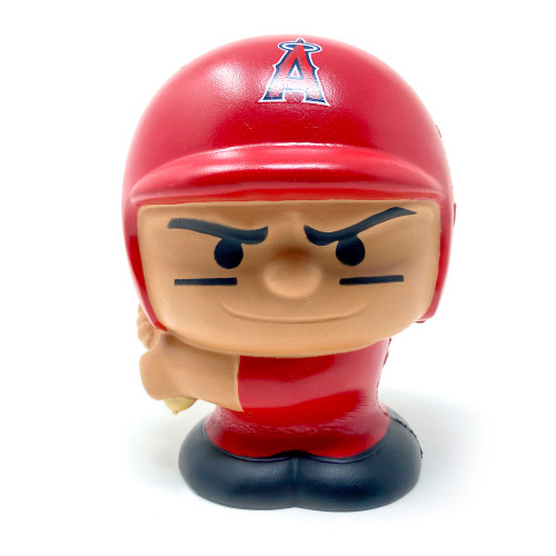 Mike Trout Los Angeles Angels Jumbo SqueezyMate MLB Figurine Front