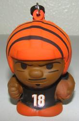 Cincinnati Bengals AJ Green #18 Series 2 SqueezyMates NFL Figurine
