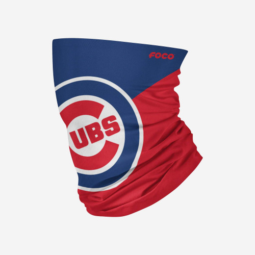 Chicago Cubs MLB Neck Gaiter Scarf Face Guard Mask Head Covering
