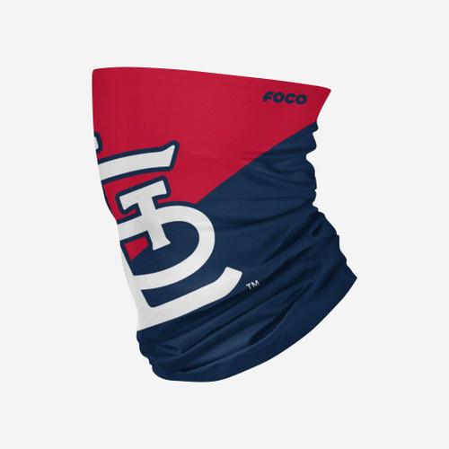 St. Louis Cardinals MLB Neck Gaiter Scarf Face Guard Mask Head Covering