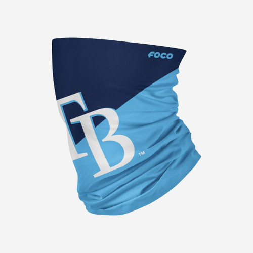 Tampa Bay Rays MLB Neck Gaiter Scarf Face Guard Mask Head Covering