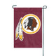 "Washington Redskins NFL Premium Garden Flag 18"" x 12.5"""