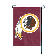 "Washington Redskins NFL Premium Garden Flag 18"" x 12.5"""