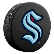 Seattle Kraken NHL Inglasco Souvenir Puck