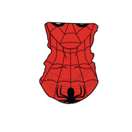 Marvel Spiderman Neck Gaiter Scarf Face Guard Mask Head Covering