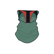 Disney Star Wars Boba Fett Neck Gaiter Scarf Face Guard Mask Head Covering