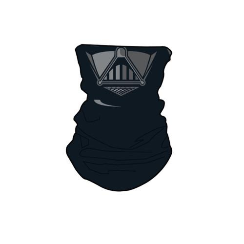 Disney Star Wars Darth Vader Neck Gaiter Scarf Face Guard Mask Head Covering