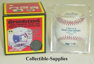 Los Angeles Angels UV Protected Grandstand Baseball Cube Square Holder Case