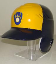 MILWAUKEE BREWERS New 2020 Mitt Logo Coolflo Style MLB Baseball Batting Helmet