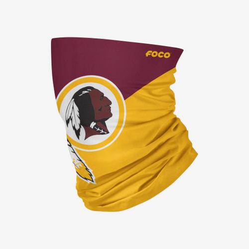 Washington Redskins NFL Big Logo Neck Gaiter Scarf Face Guard Mask Head Covering