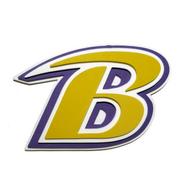 Baltimore Ravens EVA Foam 3D NFL Magnet