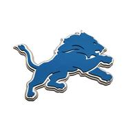 Detroit Lions EVA Foam 3D NFL Magnet