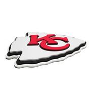 Kansas City Chiefs EVA Foam 3D NFL Magnet
