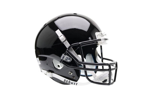 Army Black Knights Black Schutt Full Size Replica XP Football Helmet