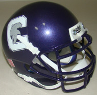 Capital University Crusaders NCAA Schutt Mini Authentic Football Helmet