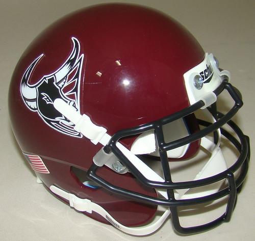 Mesa State Mavericks NCAA Schutt Mini Authentic Football Helmet