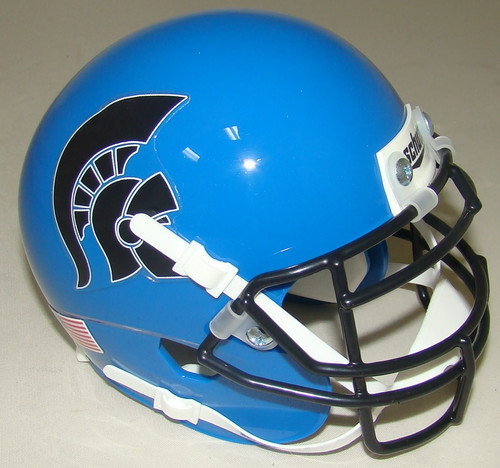 Dubuque Spartans NCAA Schutt Mini Authentic Football Helmet