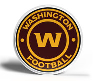 Washington Football Team EVA Foam 3D NFL Magnet
