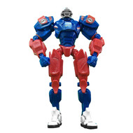 "Buffalo Bills NFL Football Fox Sports Cleatus 10"" Action Figure Robot"