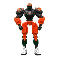 "Cincinnati Bengals NFL Football Fox Sports Cleatus 10"" Action Figure Robot"