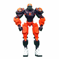 "Cleveland Browns NFL Football Fox Sports Cleatus 10"" Action Figure Robot"