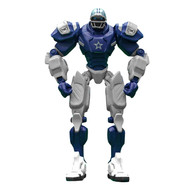 "Dallas Cowboys NFL Football Fox Sports Cleatus 10"" Action Figure Robot"