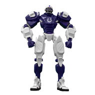 "Indianapolis Colts NFL Football Fox Sports Cleatus 10"" Action Figure Robot"