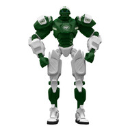 "New York Jets NFL Football Fox Sports Cleatus 10"" Action Figure Robot"